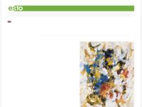 Website van mijn collega Daan Lemaire met abstracte gouaches en afbeeldingen van zijn recente glas-fusion glassculpturen.