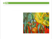 Mooie acryl-schilderijen van een spontane en spontaan schilderende kunstenares...