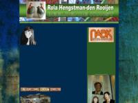 Keramiek site van mijn nichtje Rola Hengstman-den Rooijen. Zeker de moeite waard om eens te bekijken!