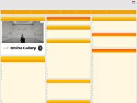 veelzijdige startpagina, met oa veel kunstenaars