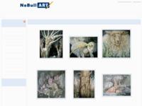 Eigen site op Amerikaanse online galery