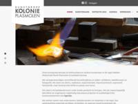 Marian Bax is actief lid van  een groep Noord Limburgse kunstenaars verenigd in KUNSTGROEP KOLONIE PLASMOLEN