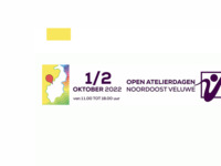 open atelierdagenNOVeluwe in heteerste weekend van oktober