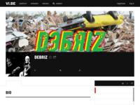 Debriz, wat hardere muziek voor de liefhebbers :)