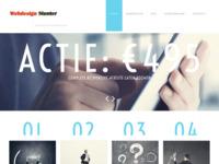 Site voor het laten maken van websites, design, etc.