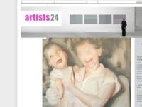 Artist online Germany