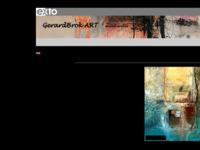 Gerard maakt prachtig abstract werk!