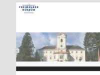 Schloss Rosenau in Oostenrijk - Schloss Rosenau en Autriche - Schloss Rosenau in Austria