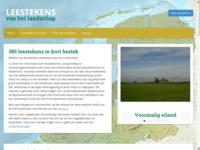 Meer dan driehonderd landschapselementen in Nederland vertellen over de rijke verscheidenheid van het Nederlandse landschap en over de wisselwerking tussen mens en natuur in het verleden.