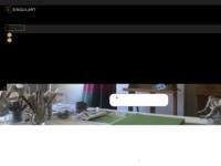 Welkom op Singulart, een internationale online gallery, hier kan je ook mijn werken kopen.