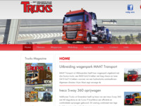 Trucks het mooiste blad van Nederland