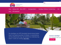 Vrijwillige Palliatieve Terminale Zorg in Noord Limburg