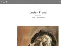 <p>Lucian Freud</p>