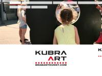 Verkoop site voor Brabantse kunstenaars.  leden van KuBra.