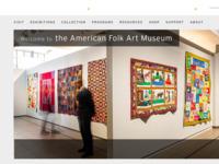 American Folk Art Museum, New York, USA