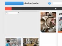 Startpagina uit België. Alles over keramiek.