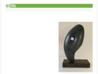 Ietsje Arp-Elzinga (mijn echtgenote sinds 1970) maakt beelden in steen zowel figuratief als abstract, dit doet ze vanaf 2008.