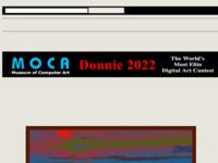 virtueel museum met digitale kunst