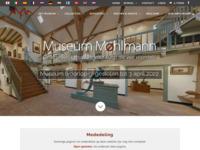 Mijn werk wordt vaak getoond in museum Mohlmann in Appingedam.
