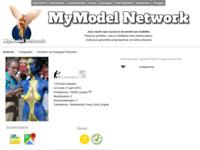 Mijn profiel op MyModel.nl