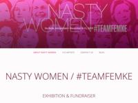 Ook bij Nasty women werk van mij!