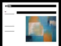 Een site met mooie kunstwerken die expressief met kleur en gelaagdheid zijn opgebouwd.
