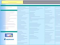 Startpagina met veel dochterpagina's waar je echt alles kan vinden.
