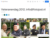 Een korte impressie van de veteranedag 2012. Alle foto's zijn auteursrechtelijk beschermd!