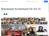 De link naar de serie van de open dag van de brandweer in Kortenhoef.
