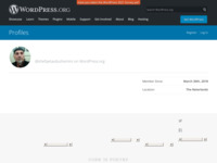 <p>wordpress</p>