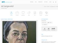 ArtWanted, international art-site.