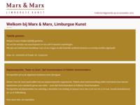 Na de oprichting van galerie Marx en Marx in 1999 heeft de naamsbekendheid van de galerie zich van Zuid-Limburg verspreid tot ver over de grenzen van de eigen regio heen. Zowel in München, New York, Oxford, Curaçao, in geheel Nederland en in de Euregio vindt u kunstwerken van de meer dan 90 kunstenaars die hun kunst aanbieden via Marx en Marx.