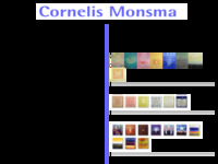 De Engelstalige website van Cornelis Monsma