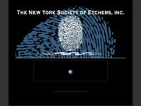 New York society of Etchers
