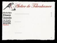 Etten-Leurse kunstenaar. Bekend om haar etsen en pentekeningen van de natuur. Een van haar favoriete dieren is de uil.