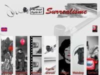 Een andere web-site met mijn werk. Airbrush, digital-art werk en ook wat van mijn animatie's.
