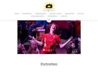 Mijn eigen site met portret foto's
