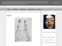 Blog waarin ik laat zien waar ik op dit moment mee bezig ben. Ook kun je lezen welke kunstenaars mij inspireren en ook zijn er foto's van studie-opdrachten.