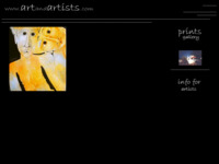 The artandartists website exists to aid artists to sell their work more successfully. Collectors deal directly with the artist. No commission is charged by artandartists on sales of original artwork exhibited.