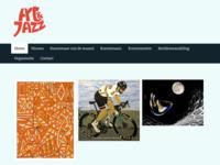 Stichting art& jazz is in 2009 opgericht en is met name actief op Scheveningen.Voor kunstenaars biedt zij educatieve, culrurele en maatschappelijke projecten. Steeds vaker samen met KopS - Kunst op Scheveningen-.