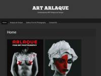 Arlaque is een veelbelovende kunstenares in expressieve kunst.