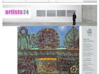 Een van de grootste Duitse KunstSites. Leden kunnen profiteren van aanbiedingen voor exposities op plaatsen waar je anders niet komt. Mogelijk tot het uploaden van 30 werken.