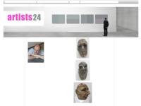 Kunstenaar en deelnemer van Odd-kunstroute Hij maakt keramische beelden. Zijn werk is te zien: Straelseweg 77, Venlo.
