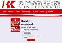 website van de vakbond BBK