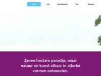 planten en beeldentuin met binnenpaviljoen toegang mei t/m september