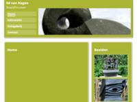 Beeldhouwer Ed van Hagen maakt mooie beelden voor binnen en buiten