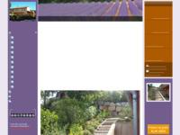 Huis (te huur) in de Ardèche in Frankrijk met in de woonkamer een zonnig schilderij van mij!
