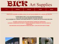 Speciaalzaak voor beeldhouwmateriaal (gereedschap, stenen etc.) en beeldhouwlessen.