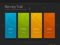 een uithangbordje van hoe een site er moet uitzien.....