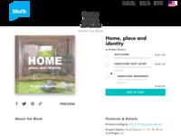 Preview van boek 'Home, place and identity', de weerslag van 2 maanden Ghana, 2009.